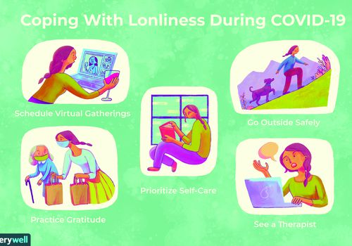 coping with lonliness during covid