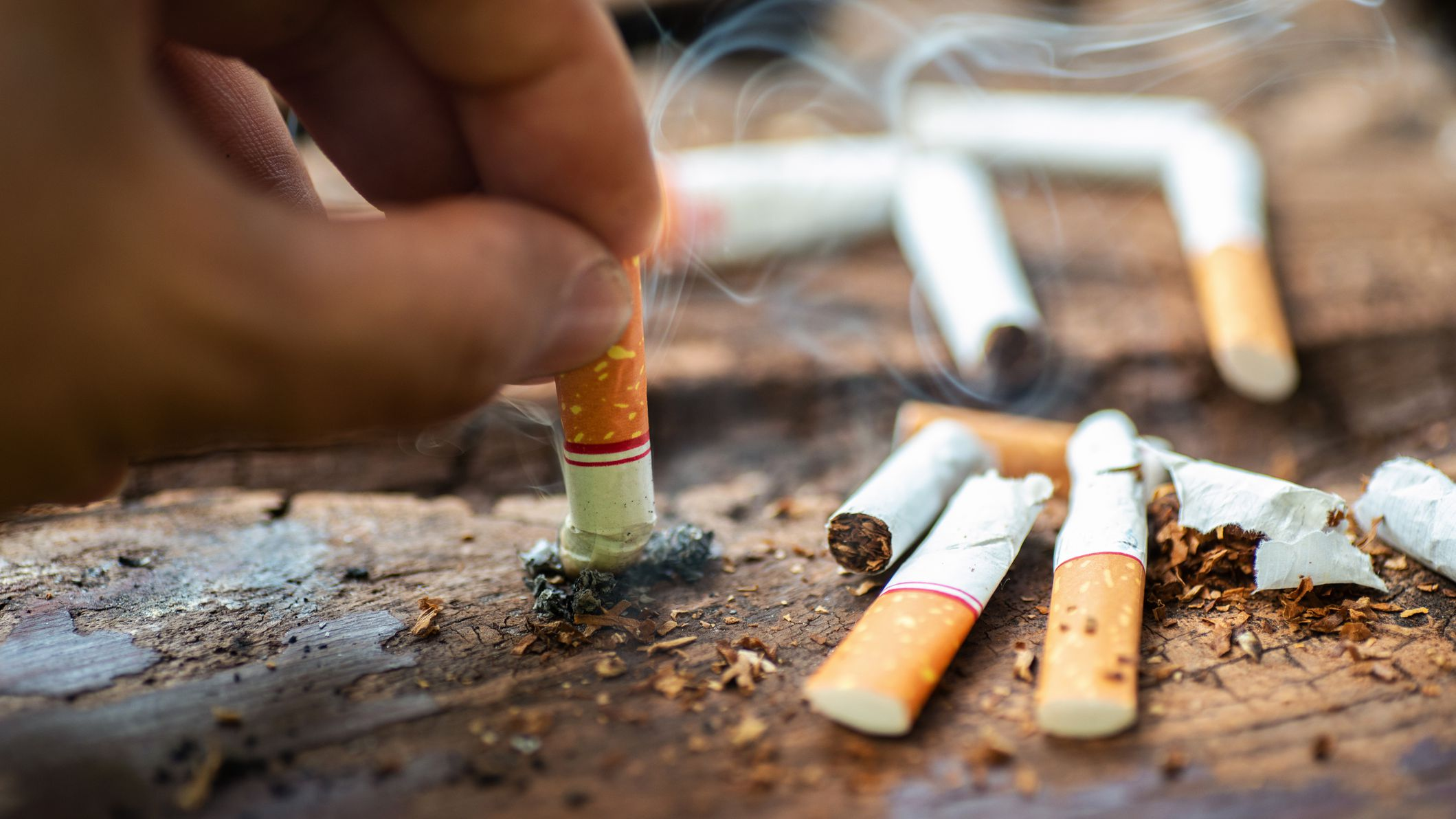 Health Risks and Diseases of Smoking