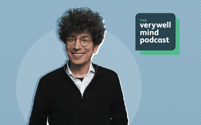 James Altucher, guest on The Verywell Mind Podcast