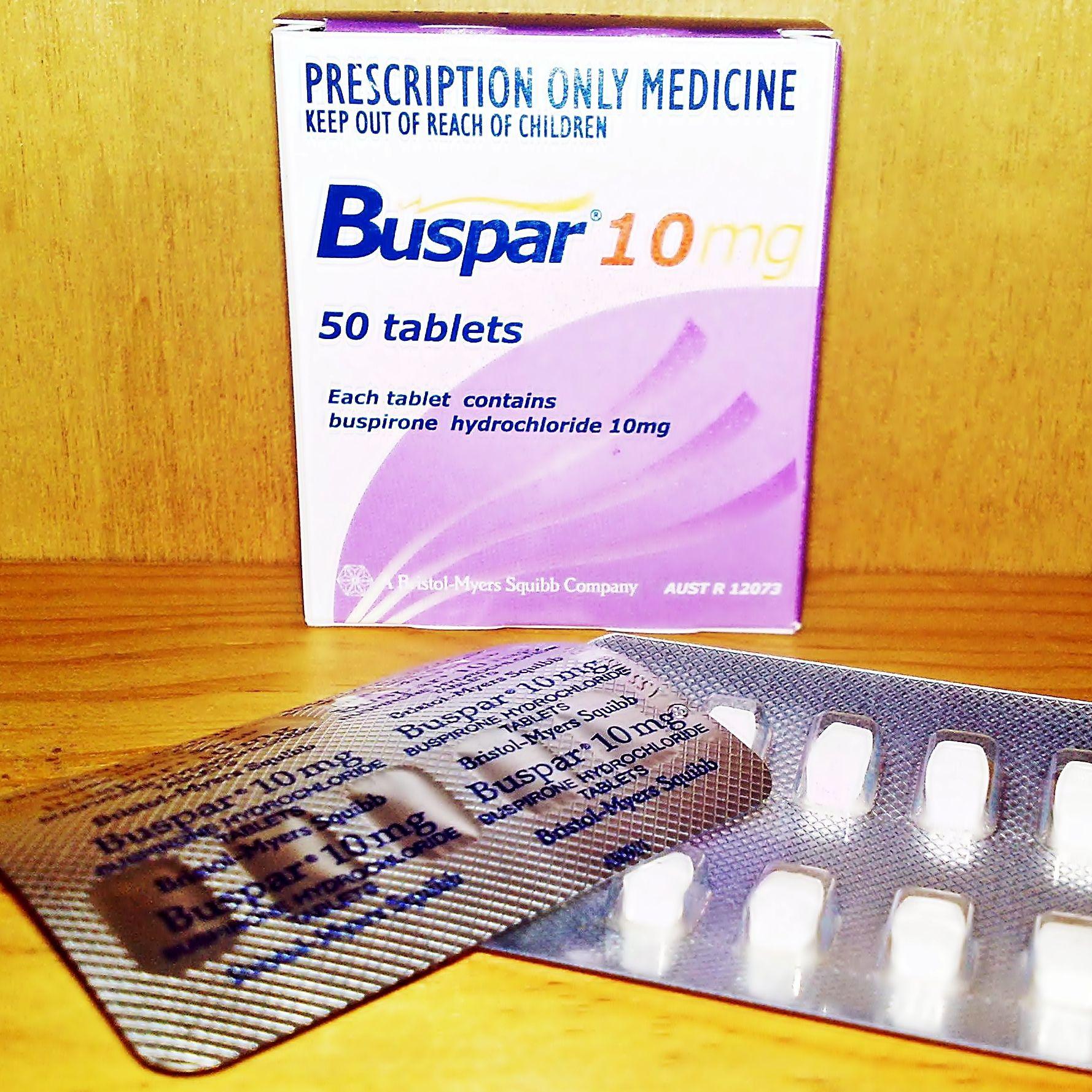 Buspar for Anxiety With Bipolar Disorder