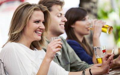 Know the impact of alcohol and cigarettes on hypertension pics