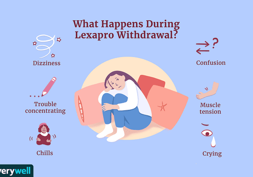 Lexapro Withdrawal