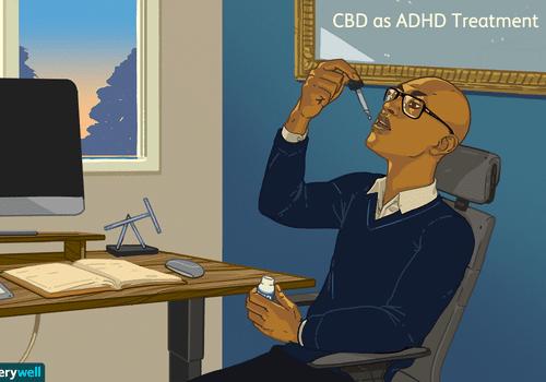 CBD as ADHD treatment