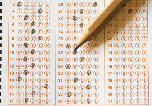 Aptitude tests help measure capabilities.