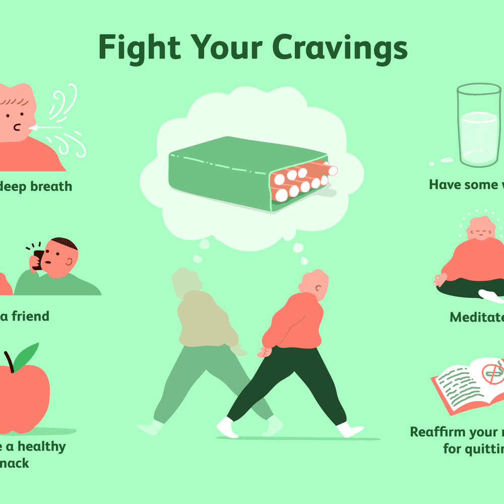 How to Overcome Cigarette Urges in Just 5 Minutes