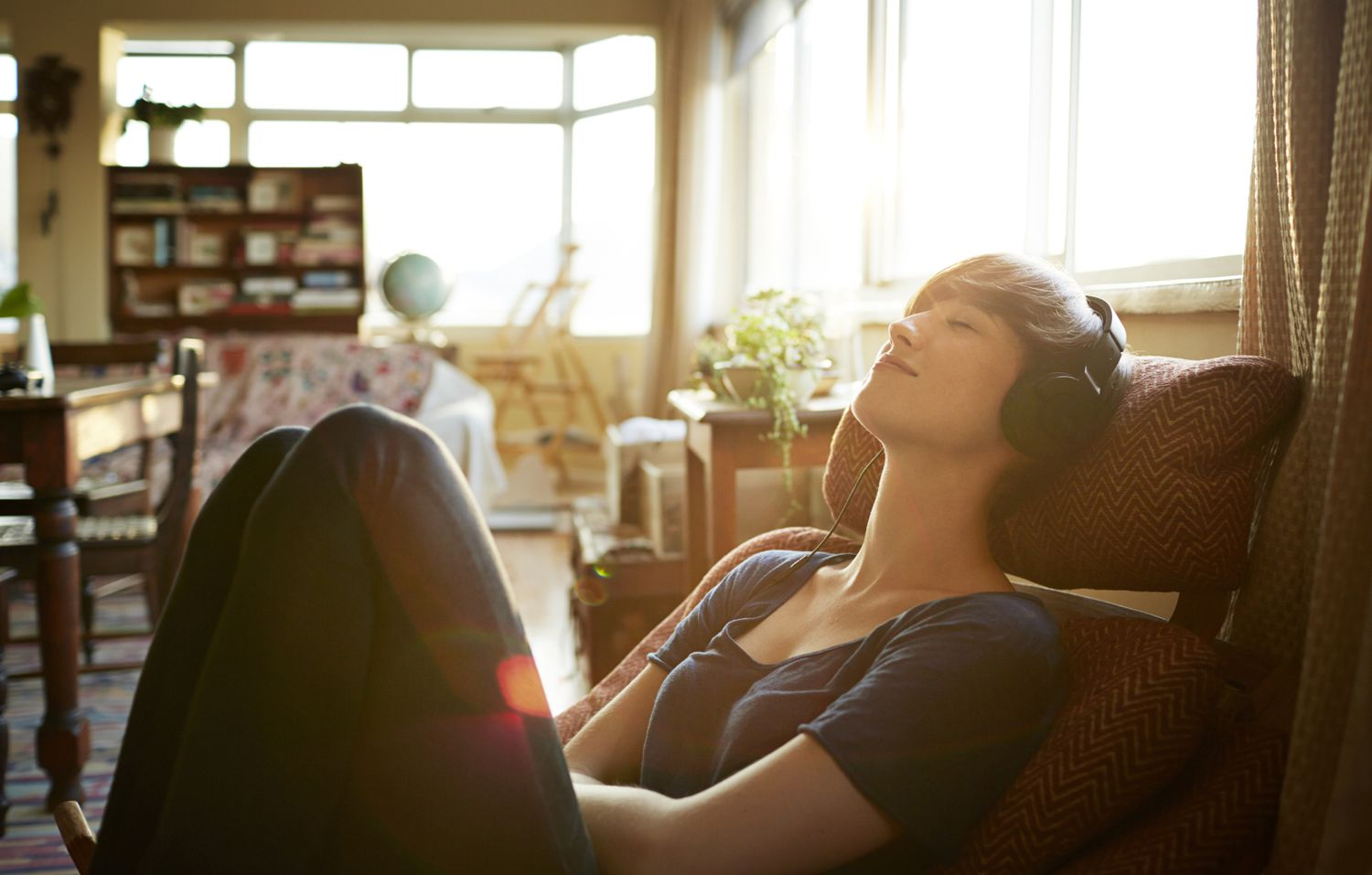 Music to Help You Relax and Relieve Stress