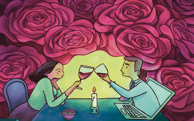 Dating during the pandemic