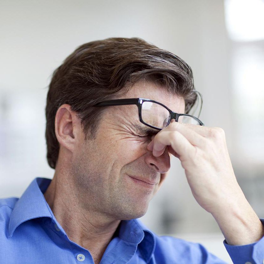 Common Symptoms of too Much Stress