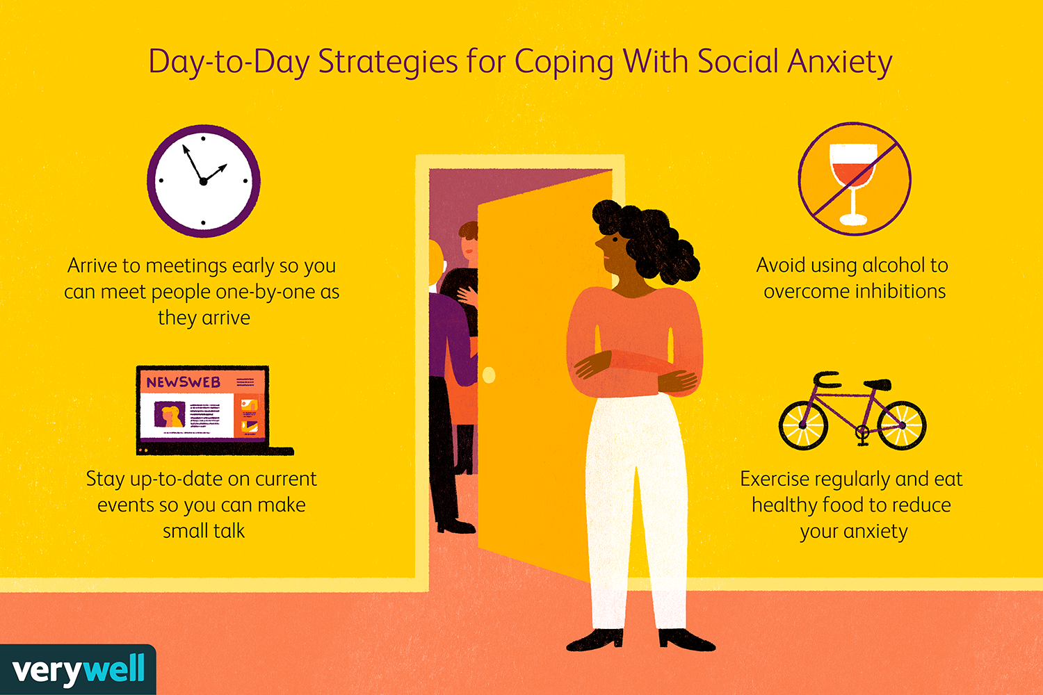 Coping With Social Anxiety: The Best Self-Help Strategies