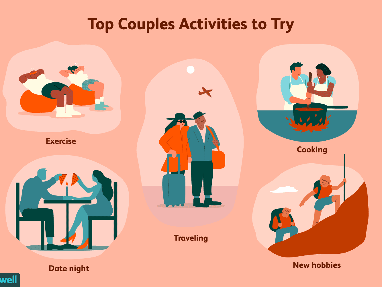 14 Fun Things Couples Should Do Together