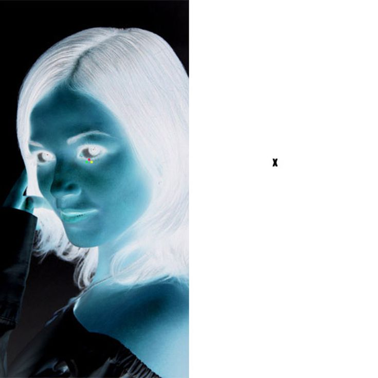 How the Negative Photo Illusion Works