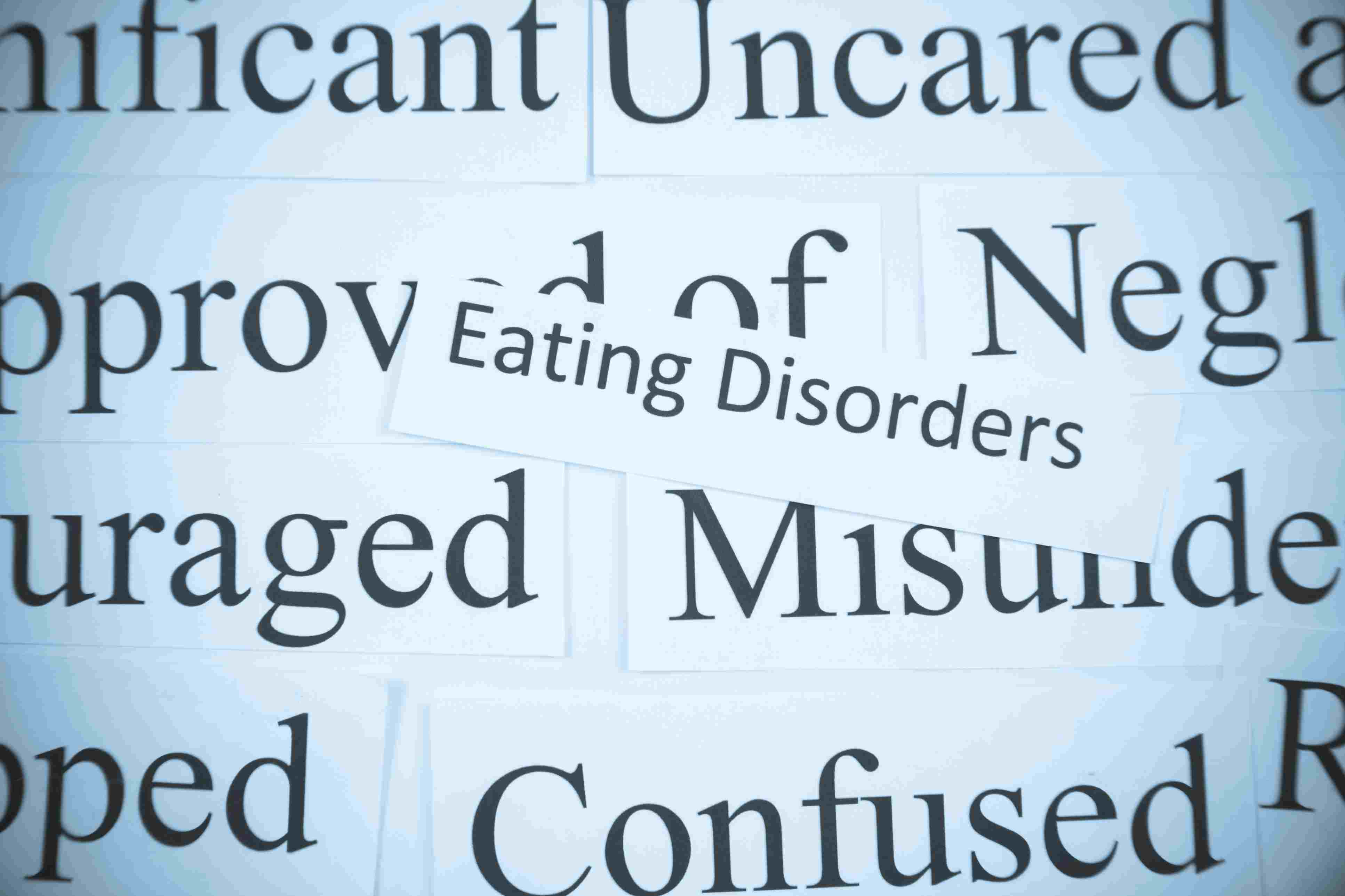 a list of psychological disorders