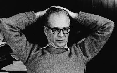 B. F. Skinner, February 26, 1968
