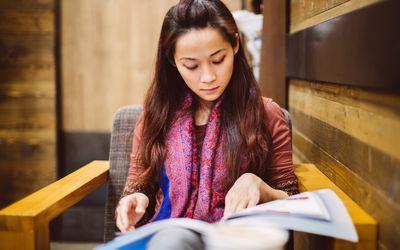 Reading psychology studies