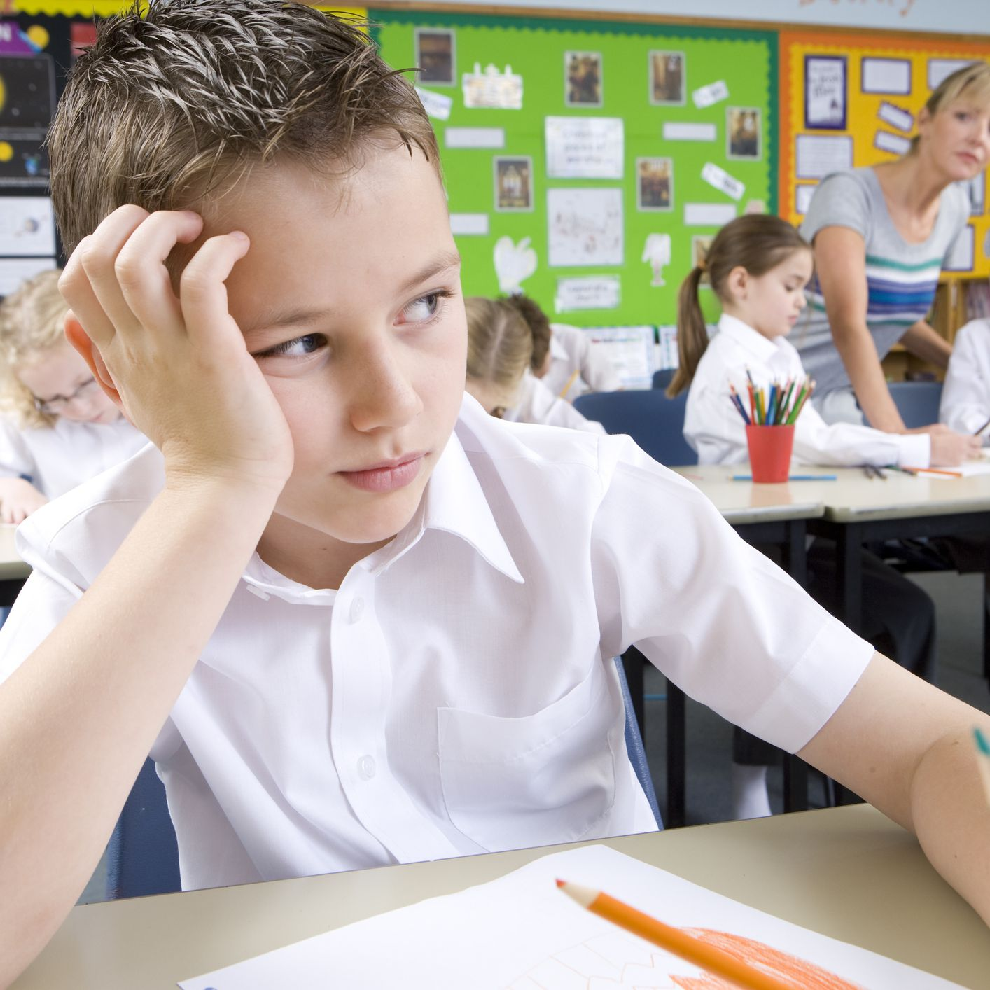 Understanding Attention Deficit Disorders (ADD/ADHD)