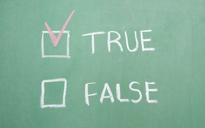 The MMPI-2 contains 567 true/false questions
