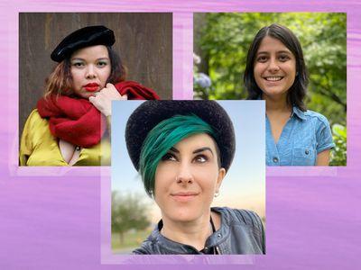 Sabine Maxine Lopez, Sonia Agarwal, Lyric