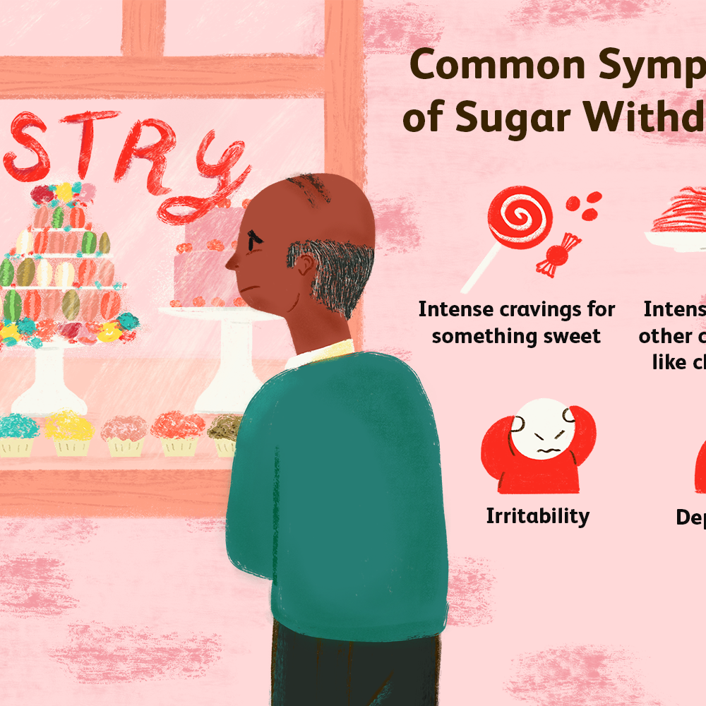 Sugar Withdrawal Symptoms Timeline And Treatment