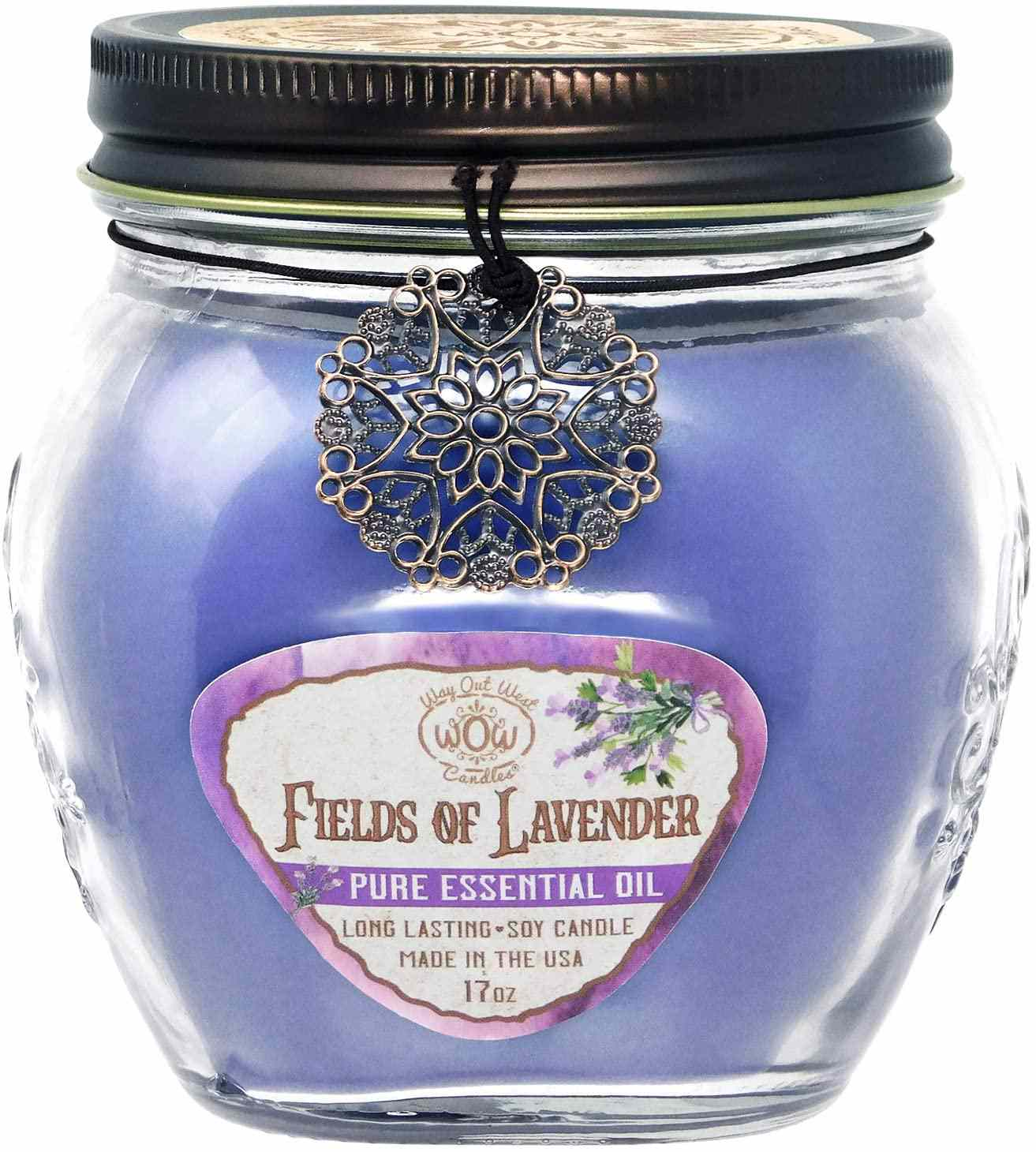 Way Out West Aromatherapy Scented Candles
