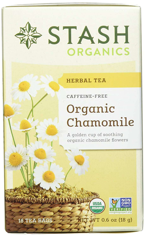Stash Organic organic Chamomile Herbal Tea
