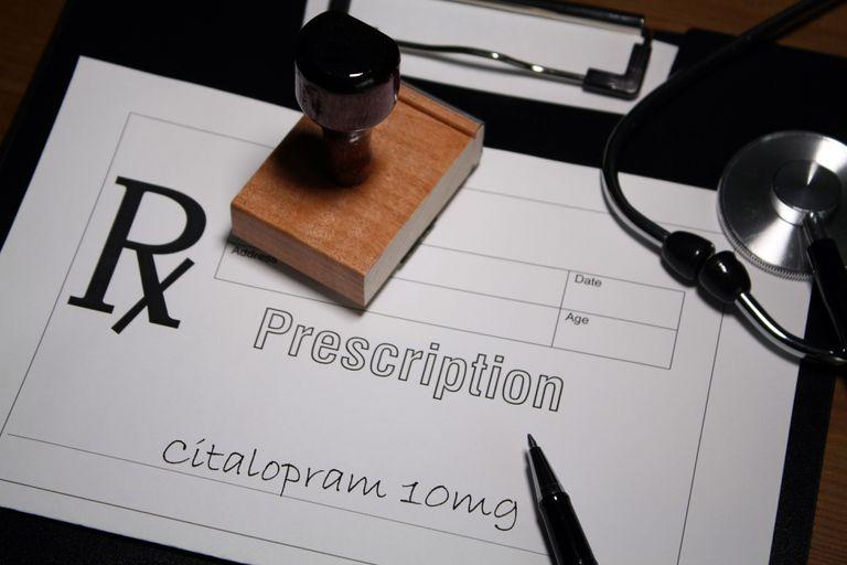 doctor's prescription for citalopram