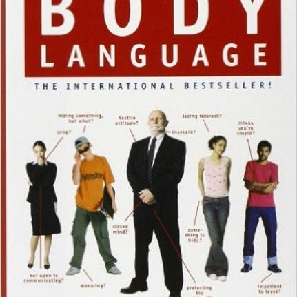 The Definitive Book of Body Language book cover