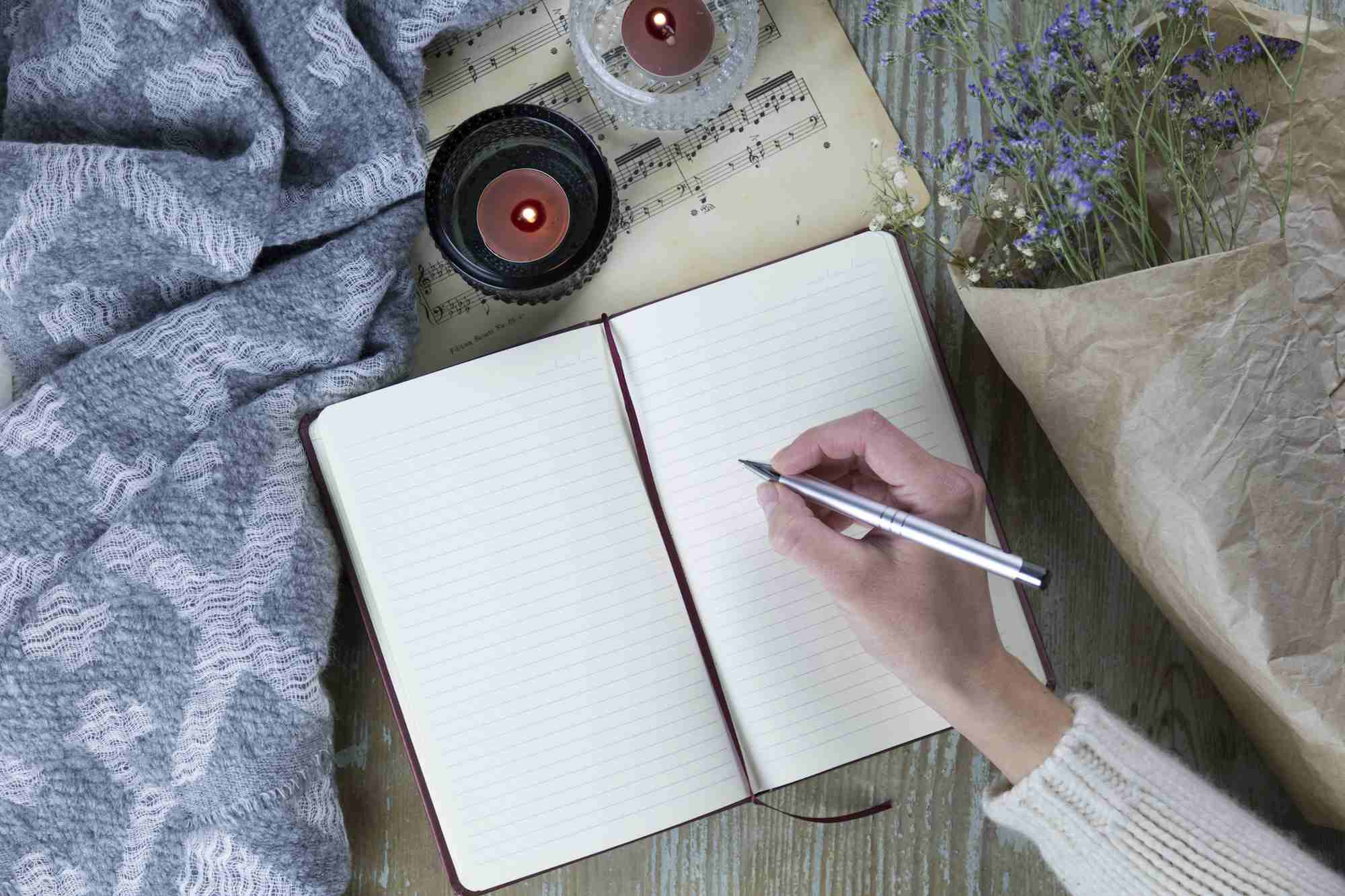 how can journaling help depression