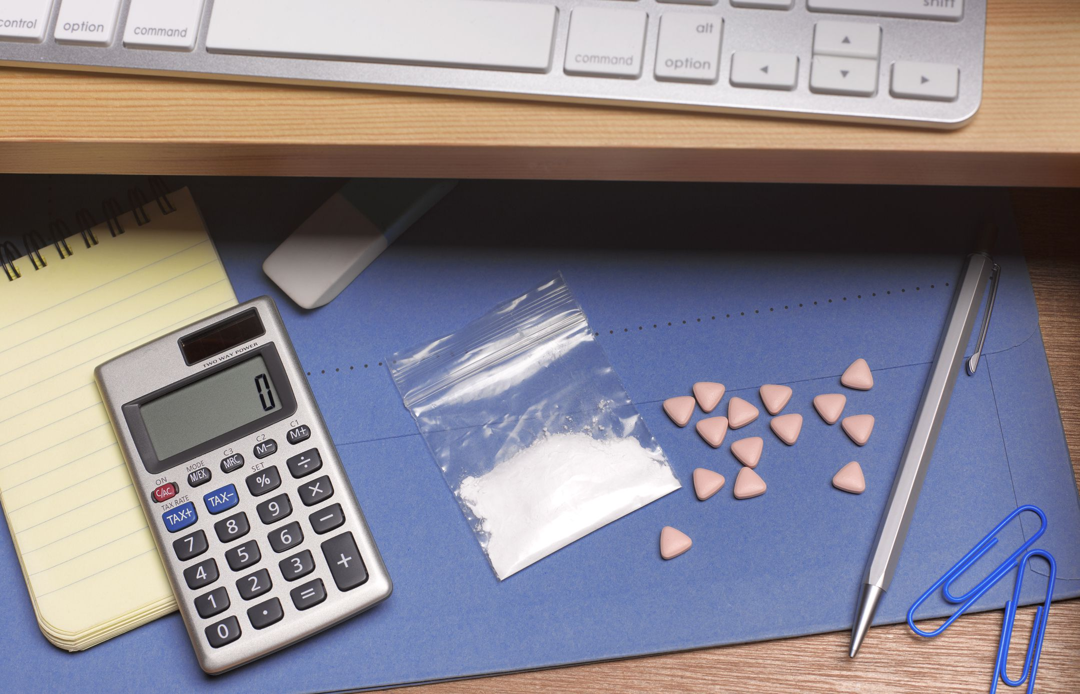 How Long Does Amphetamine Stay in Your System?