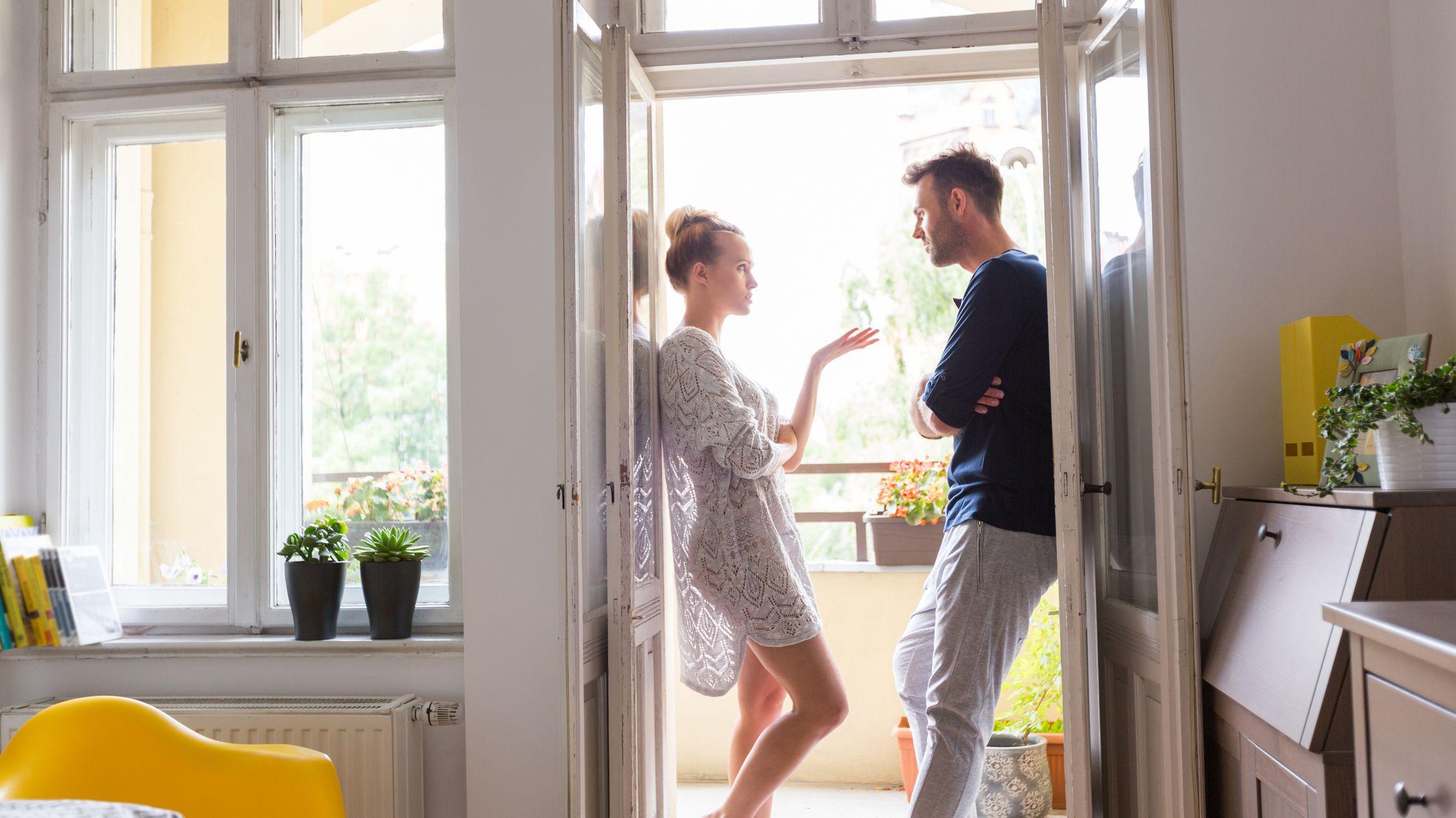 Emotional abuse by female partner