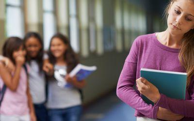 Bullying can worsen social anxiety.
