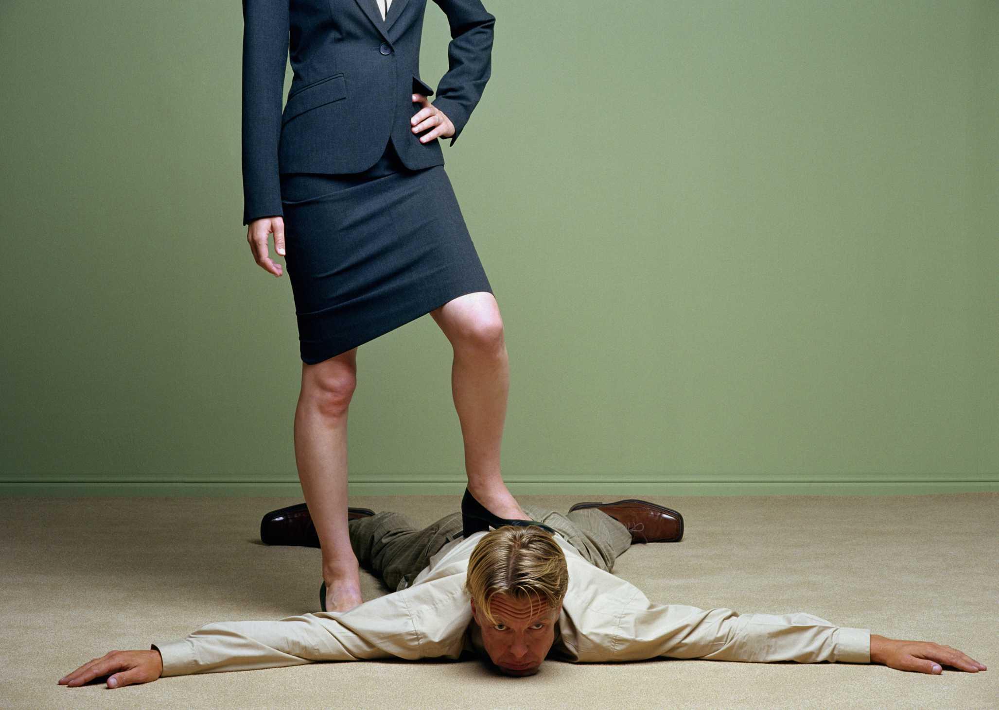 assertiveness conflict job