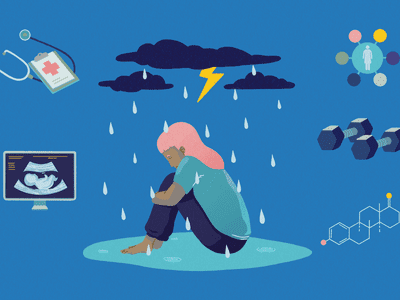 Why depression is more common in women