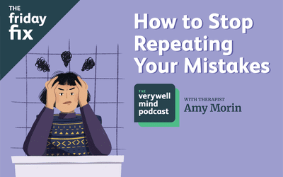 How to stop repeating your mistakes