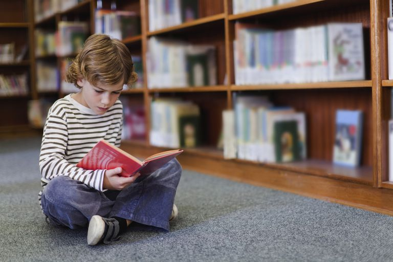 List Of Books For Children With Adhd