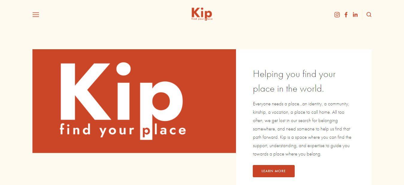 Kip Homepage