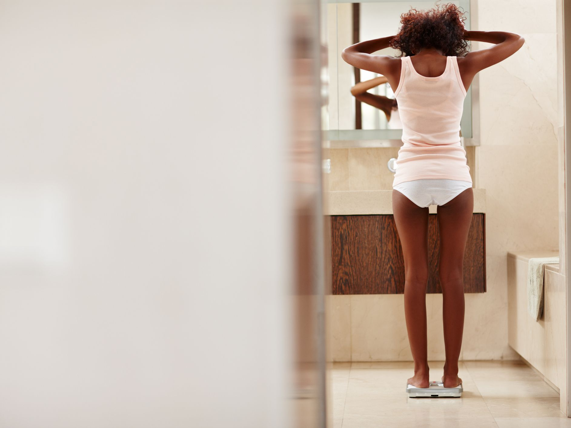 Of think girls with anorexia what guys do Anorexia Nervosa