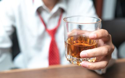 Alcohol Consumption Can Induce Sleep Disorders