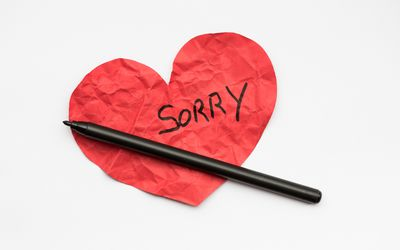 Why It's Important to Apologize