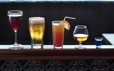 Alcohol in a Standard Drink