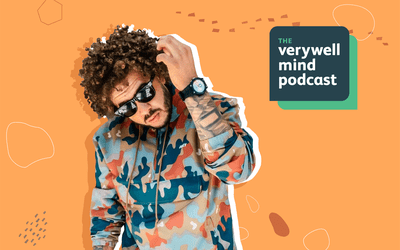 Maffio, guest on The Verywell Mind Podcast
