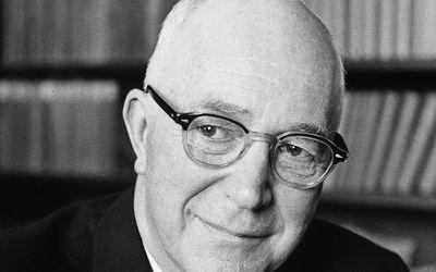 Psychologist Gordon Allport