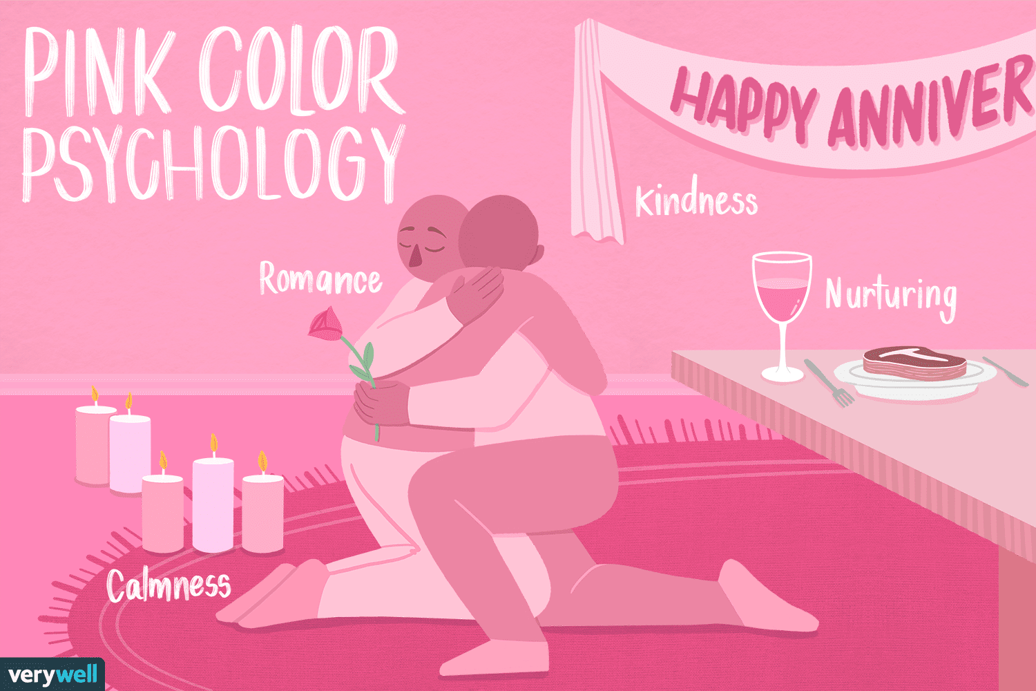 The Color Psychology Of Pink
