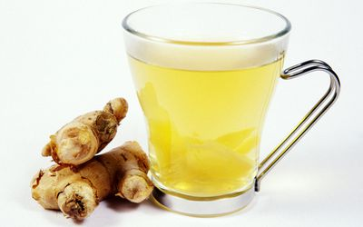 Ginger and nausea