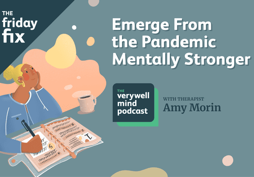 Emerging from the pandemic with mental strength