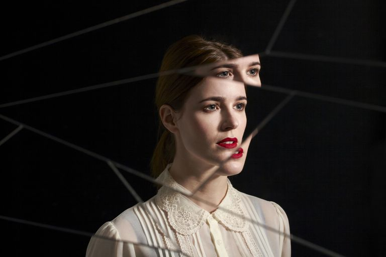The Fear of Mirrors or Catoptrophobia