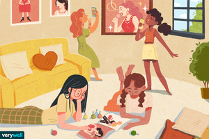 Damaging effects of sexualizing young girls
