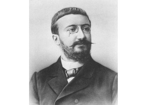 Alfred Binet portrait