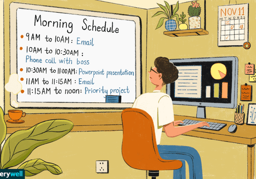 How to use time blocking to manage your day