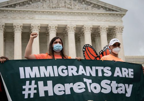 Immigrants are #HereToStay