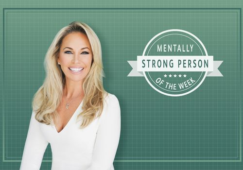 Heather Monahan is the mentally strong person of the week.